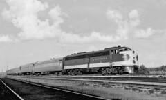 SR, Meridian, Mississippi, 1951 (railphotoart) Tags: mississippi unitedstates 47 meridian stillimage 2926