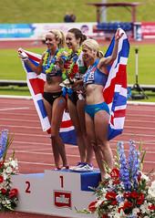 Female 5000m2 (stevennokes) Tags: woman field athletics birmingham track meadows running smith mens british hudson sainsburys asher muir hurdles rooney 100m 200m sprinter 400m 800m 5000m 1500m mccolgan twell