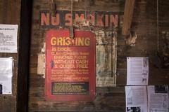 gristing is back (Trevor Pritchard) Tags: hepburn saskatchewan museum wheat july 2016 elevator grain prairie rural pool