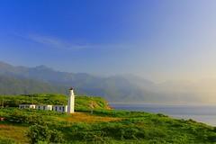 ( Daniel) Tags: canon6d  hualien             landscape              sea seascape seaside travel  ef24105mmf4l  taiwan  blue sky ocean beach lighthouse beacon cloud