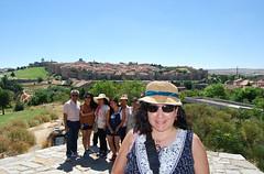 vila (BONNIE RODRIGUEZ BETETA) Tags: humilladero vila cuatropostes castillaylen postes montaa murallas