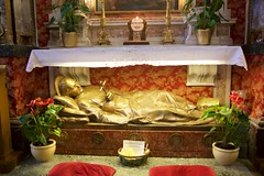 Tomb of Saint Gaspar of Bufalo (Seoirse) Tags: tomb saint gaspar bufalo apostle holy blood santa maria trivio