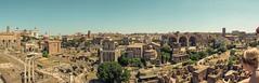 Rom Panorama (simeon.haag) Tags: forumromanum romanum forum italia italiy italien rom roma panorama lit