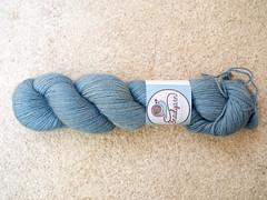 Blue Whale - Alpaca Silk Sport