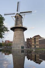 """Schiedam, Molen """"de Vrijheid"""" (Jan Sluijter) Tags: schiedam molens molen vrijheid"""