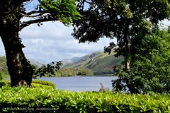 Kylemore Abbey Lake 2{web} (Fine Art by Michelle Joseph-Long) Tags: ireland landscapes michellejosephlong michellelong michellejoseph kylemoreabbey kylemore
