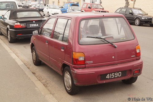 1994-2002 Perodua Nippa GX 850