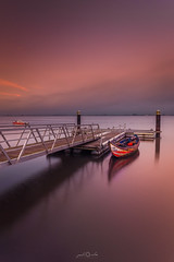 Summer day... Ria de Aveiro (paulosilva3) Tags: canoneos6d lee filters manfrotto befree 190 xb lowepro waterscape riverscape lakescape light sunrise sunset