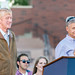 Gary Johnson and William Weld Libertarian campaign rally at University of Nevada, Reno