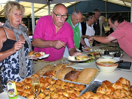 Ontbijt, Drink 30j Zonh. en Zomerkoffietafel © Antheunis Jacqueline