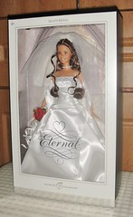 2004 David's Bridal Eternal Barbie (Hispanic) (1) (Paul BarbieTemptation) Tags: 2004 silver label davids bridal eternal barbie hispanic
