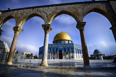 Dome of the Rock (singulartalent) Tags: israel domeoftherock jerusalem jerusalemdistrict il