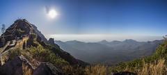 valley & ridges (Tin-Tin Azure) Tags: girnar girinagar revatak pravata junagadh gujarat india temple mountain sacred pilgrimage hill altitude 3666 feet 3315 climb 250bce mount 1030 metres meters