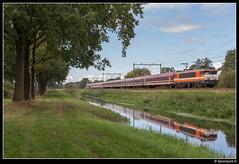 LC 9901 - 13488 (Spoorpunt.nl) Tags: 9 oktober 2016 locon 9901 müller tanzzug trein 13488 euro express rijtuigen maarsbergen railexperts