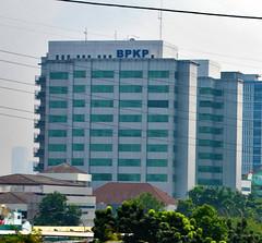 Gedung BPKP (BxHxTxCx (more stuff, open the album)) Tags: jakarta building gedung office kantor architecture arsitektur