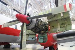 Hawker Siddeley Andover_Engine_RAF Cosford Museum_Cosford_Shropshire_Oct16 (Ian Halsey) Tags: hawkersiddeleyandover hs748 raftransportcommand aeroengine geotagged imagesgooglecom flickr:user=ianhalsey flickriver copyright:owner=ianhalsey exif:model=canoneos7d location:shropshire=cosfordturboprop engineturboprop jet rollsroycedart