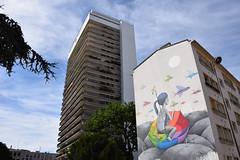 Fresque de Seth - Street Art (remy_grosdoigt) Tags: paris 13mearrondissement xiiime seth streetart