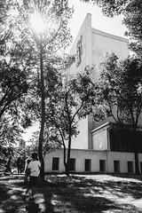 Colegio de San Agustn (Valladolid) (ruheca | Fotografia de Arquitectura y mucho +) Tags: arquitecturamoderna arquitecturava castillaylen ceciliosanchezrobles colegiodesanagustin educativo movimientomoderno religiosa religioso rubenhc valladolid arquitectura docomomo fotografia iglesia rubenhernandezcarretero rubenhcruhecacom