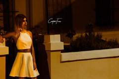 Melanie 3/6 (Le coin du photographe) Tags: photograpy photo night life world picture girl model human smile nocturne