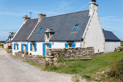 Maison sur l'Île de Batz