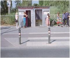 Photoautomat (P o i t a s c h) Tags: outdoor halbformate olympuspenftanalog kameratechnik altekamera street berlin prenzlauerberg photoautomat poitasch