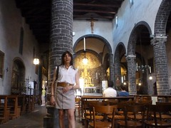 Bellagio - Chiesa San Giacomo (Alessia Cross) Tags: crossdresser tgirl transgender transvestite travestito
