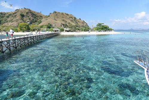 kanawa island jetty view