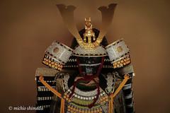 (michio1975) Tags:          samurai armor helmet