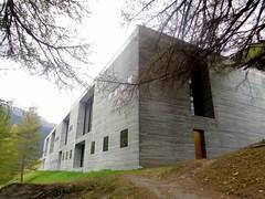 Termas de Vals. Peter ZUMTHOR (rodrigorama) Tags: arquitecture thermevals vals suiza peterzumthor