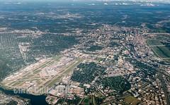 Dallas (montusurf) Tags: dallas texas love field downtown aerial above overhead cityscape metroplex