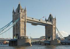 IMGP7893 (mattbuck4950) Tags: november england london water towerbridge europe unitedkingdom bridges rivers riverthames 2014 londonboroughoftowerhamlets londonboroughofsouthwark camerapentaxk50