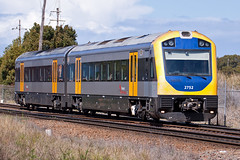 Hunter 2 (PJ Reading) Tags: train newcastle diesel rail railway trains railcar valley nsw multiple commuter pax hunter passenger unit maitland dmu