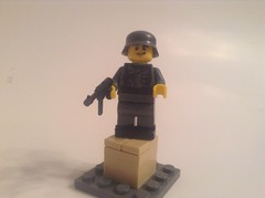 My first complete German (carterd1001) Tags: lego worldwarii german ww2 ba worldwar2 brickarms