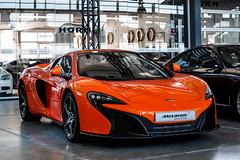 McLaren 650S (jansupercars) Tags: cars germany stuttgart automotive mclaren spotted luxury supercar sportscars supercars carphotography 2015 carpictures 650s motorworld
