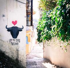 Granada (Tom Hagen) Tags: streetart streets art tom photography am spain bravo no yo granada brave soy hagen calles sacromonte tomhagen kaleak tomhagenphotos yonosoybravo