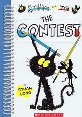 Contest (Vernon Barford School Library) Tags: new school fiction friends cats ink cat mouse reading book high friend artist friendship drawing library libraries contest reads books super read paperback mice cover artists scribbles junior novel covers bookcover draw pick middle vernon quick recent picks qr bookcovers paperbacks novels fictional contests friendships barford softcover quickreads quickread ethanlong vernonbarford softcovers superquickpicks superquickpick 9780545835237 scribblesandink