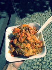 acaraje (ewe2le) Tags: brazil food riodejaneiro fat tasty prawns eat local streetfood shrimps mariscos acaraje omnomnom