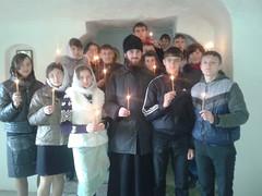 50. В пещерах Святогорской Лавры