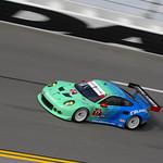 No_ 17 Porsche 911 RSR on the banking