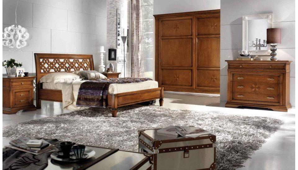 Camere da letto classiche a Lecce e provincia. Foto
