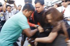 20150214-เลือกตั้งที่ลัก -77 (Sora_Wong69) Tags: people thailand bangkok protest police liberalism activist politic assembly coupdetat nonviolenceaction supportelection