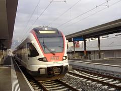 Stabio (mostlybytrain) Tags: train tessin ticino emu svizzera tilo schweizswitzerlandsuisse sbbcffffs