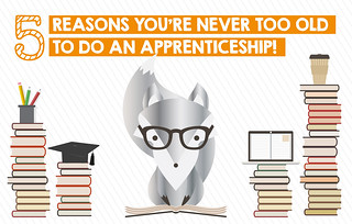 5 Reasons You're Never Too Old to do an Apprenticeship