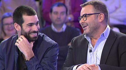 """Rubén Cortada y Jorge Javier Vázquez en """"Hay una cosa que te quiero decir"""""""