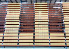 vast storage space *** EXPLORED *** (|=_=|) Tags: blue orange wire box steel space empty storage full beam warehouse explore deck rack frame carton roll column pallet upright pallets decking strut slab selective racking bracing footplate formed explored