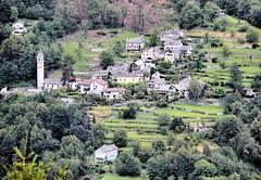 Berzona / Isorno (arno18) Tags: panorama landscape switzerland ticino valley paesino berzona valleonsernone locarnese isorno