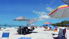 Coquina Beach on Anna Maria Island Florida (Jim Mullhaupt) Tags: vacation sky sun beach gulfofmexico water seashells swim boats fishing sand nikon warm flickr sailing florida boating coolpix cortez bradenton snowbirds bradentonbeach coquinabeach saltlife p510 mullhaupt jimmullhaupt