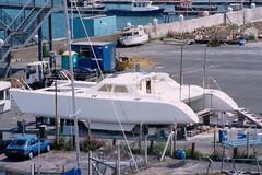 Multihull Catamaran Cruising Sailing Yacht (breugel.dickleburgh) Tags: sailing yacht cruising catamaran yachts catamarans multihull kelsall