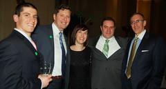 Austin Lucas, Former Congressman Patrick Murphy, Siobhan Lyons, Sean Stevens & Sean Sullivan