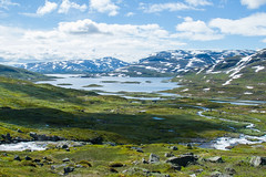 IMG_1908 Haukelifjell. (JarleB) Tags: haukelifjell haukeli røldal odda fjell tur høyfjellet hardangervidda dyrskar trolltjørn